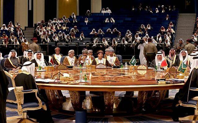 海湾阿拉伯六国支持延长联合国对伊朗武器禁运