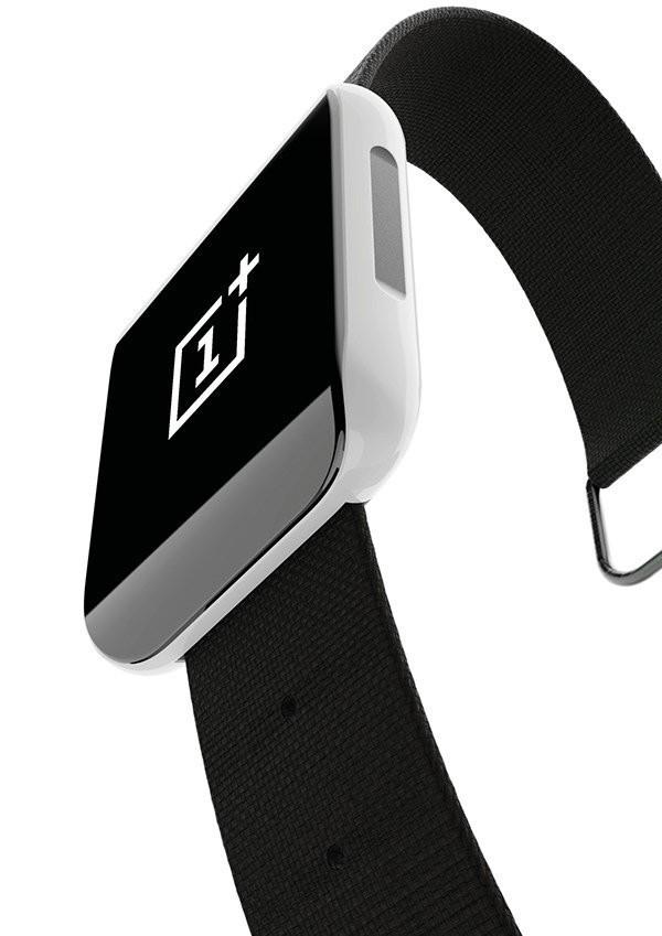 《【多彩联盟app登录】一加智能手表外观曝光 侧面按键难倒带指纹识别?》