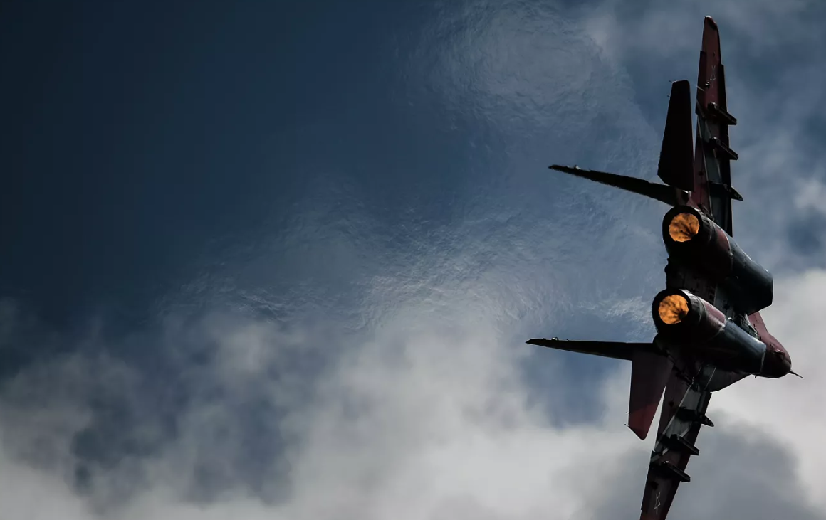 俄战机在巴伦支海拦截英国军机