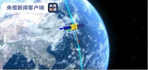 △海洋一号C卫星