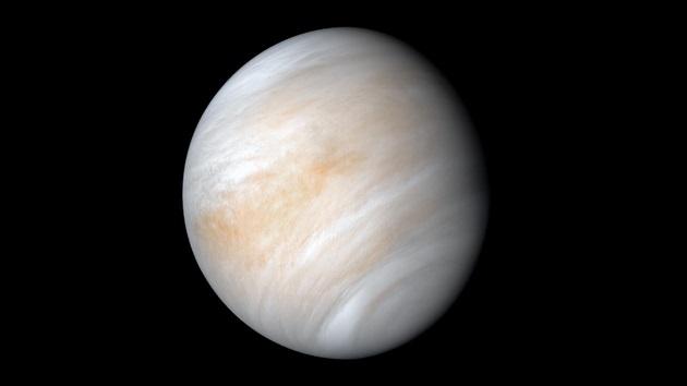 """科学家:金星大气有生命标记 """"磷化氢"""",有望存在繁盛生物群"""