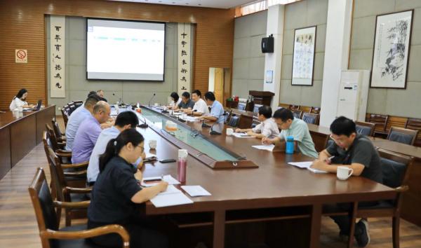 坚持目标导向 浙江农林大学专题研讨推进林学学科评估工作图片