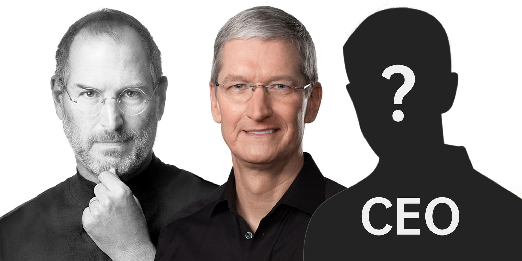 苹果的接班人是第二个库克 or 第二个乔布斯?