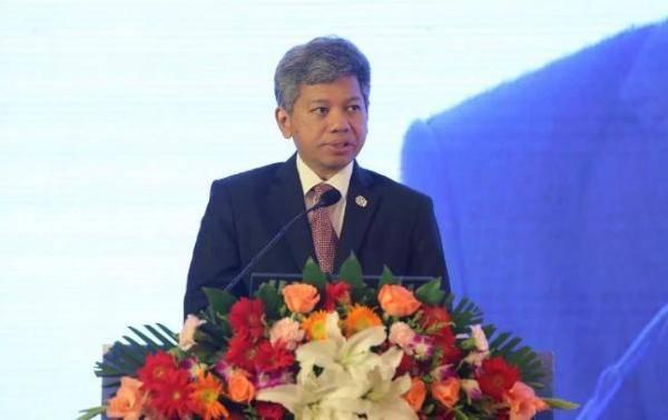 马来西亚驻华大使努西尔万:南海紧张升级,马来西亚不会跟风美国