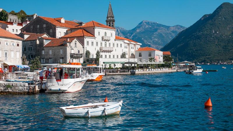黑山疫情恶化 前8个月游客减少77.9%