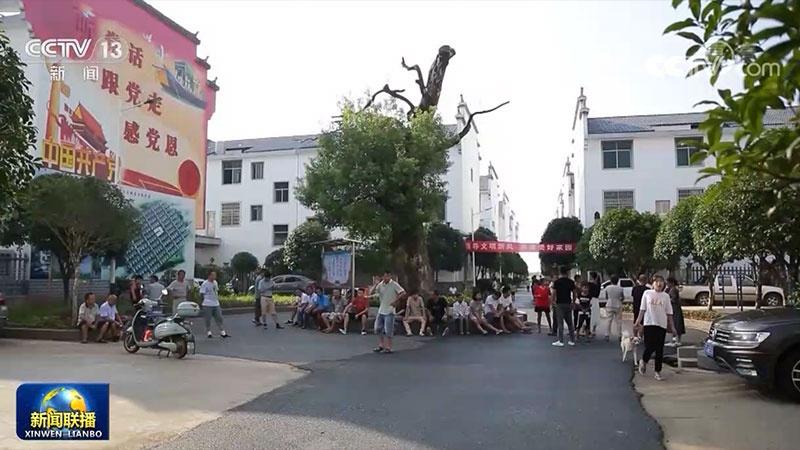 【走向我们的小康生活】江西梅江村的华丽蜕变图片