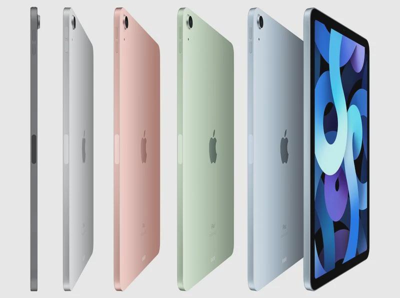 新的iPad Air营销材料登陆零售店 暗示新品即将上架