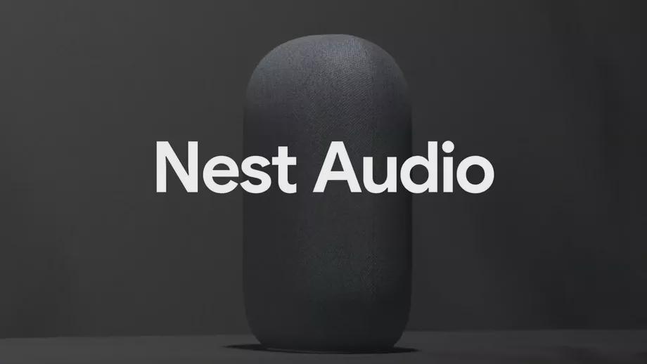 谷歌新款Nest Audio智能音箱发布 售价99.99美元