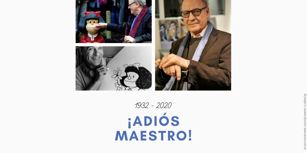 著名漫画人物玛法达创作者去世