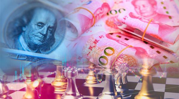 暴拉1100点:人民币升破6.7关口4个月暴涨6% 释放什么信号?