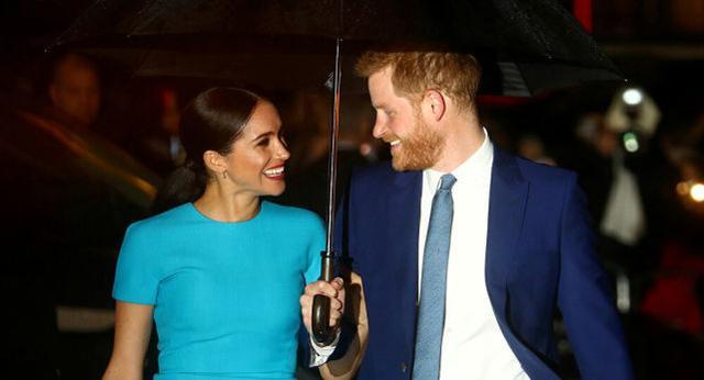"""美议员指控英国哈里王子夫妇""""持续干预""""美国大选"""