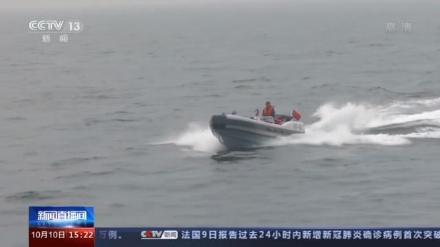 西宁舰、烟台舰赴黄海停止实弹实兵练习训练(图2)
