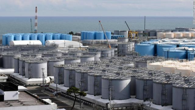日本渔业界强烈反对将福岛核电站处理水直接排入大海