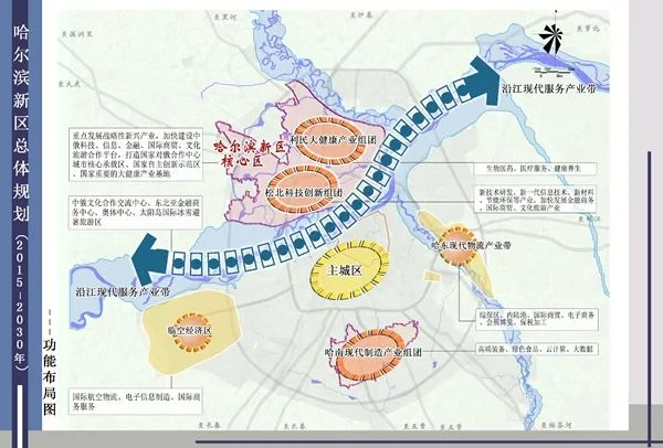 赋能国家级新区 华夏幸福投身深哈合作区建设