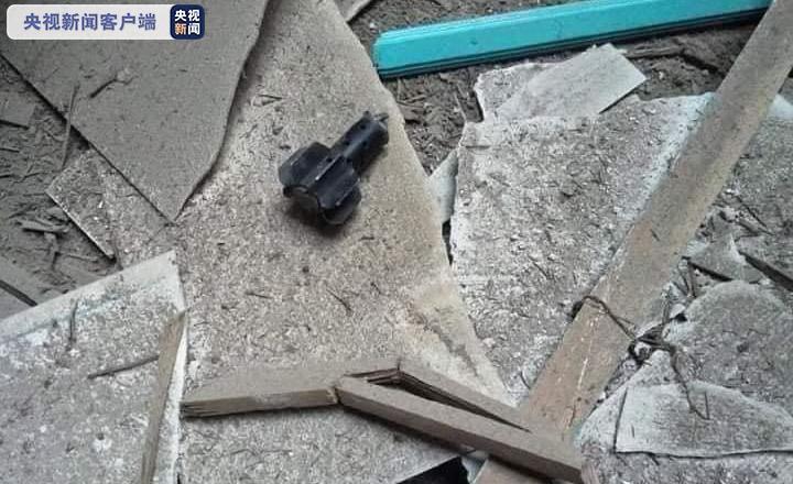 缅甸多地武装冲突中 炮弹地雷致多名居民伤亡