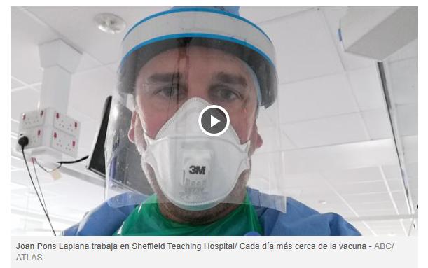 西班牙一护士在测试牛津新冠疫苗后被确诊为阳性