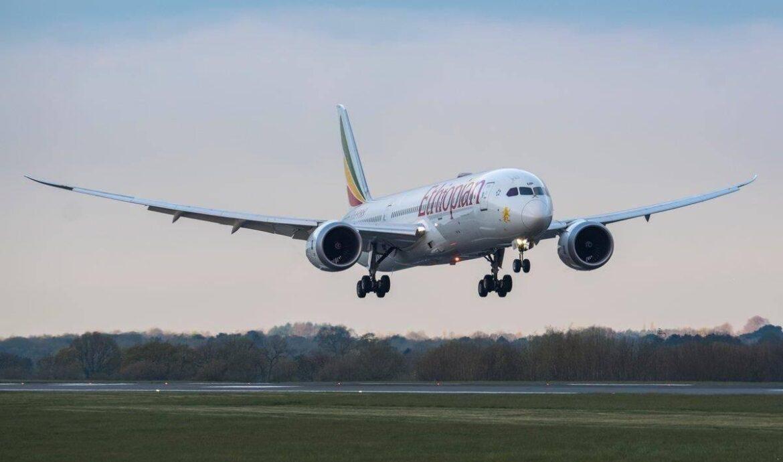 埃塞俄比亚航空ET636航班(亚的斯亚贝巴至成都)将被熔断四周图片