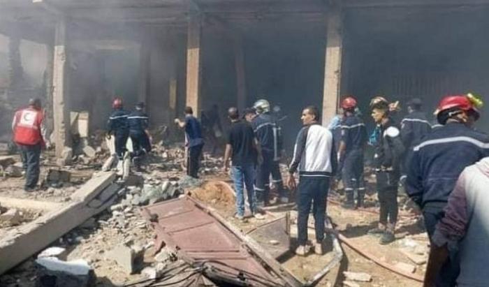 阿尔及利亚发生一起天然气爆炸事故 5人死亡16人受伤