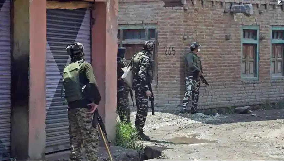 印控克什米尔发生交火 2名武装分子身亡