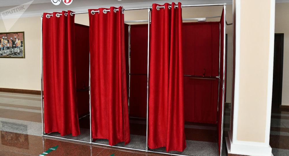 塔吉克斯坦总统选举投票开始 共5名候选人参与竞争