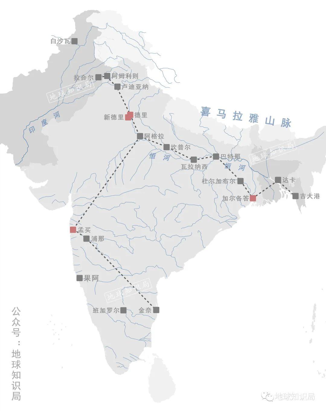 印度公路远远逾越中国?(图3)