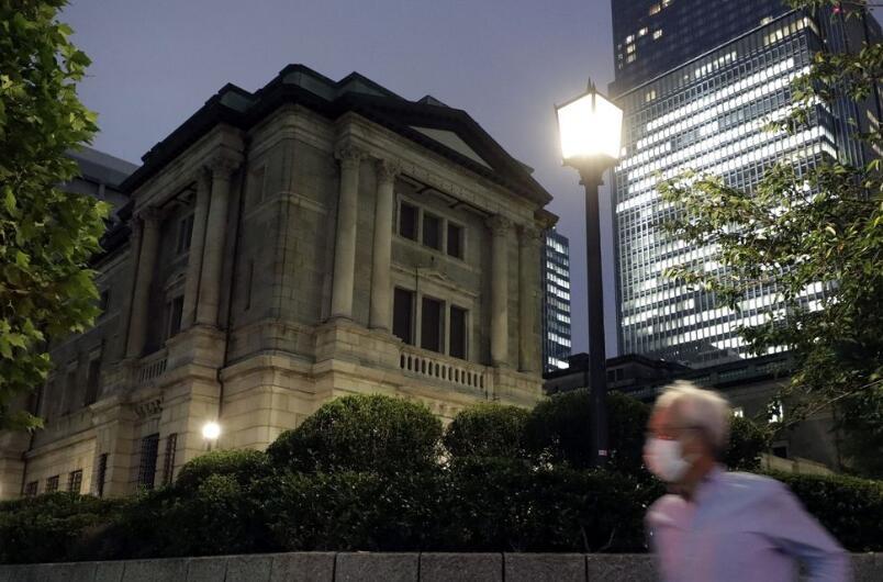 """""""瘾君子""""日本央行印钞如嗑药!如今可能真的戒不掉"""