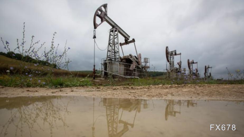 美国原油期货价格回踩40美元,两大利空加重供应压力
