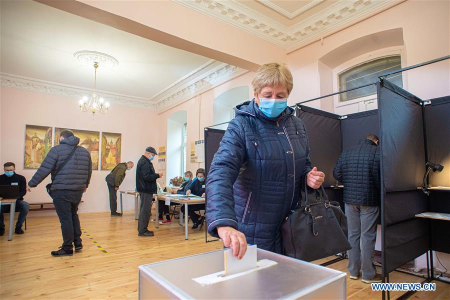 LITHUANIA-VILNIUS-PARLIAMENTARY ELECTIONS