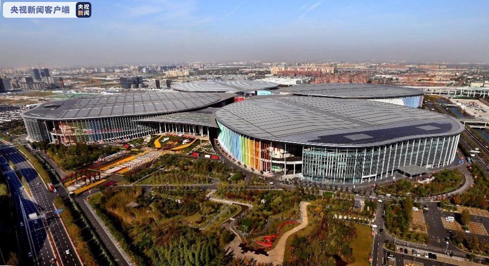 上海将对进博会入境参展参会人员严格落实闭环管理图片