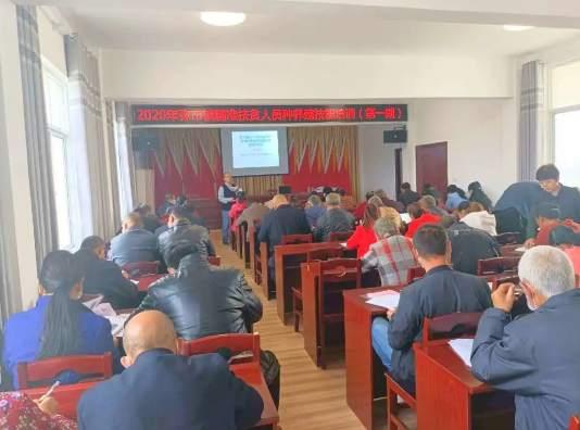 荆州区弥市镇开展种养殖技能培训助推脱贫攻坚