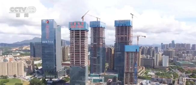 深圳:前8个月固定资产投资保持快速增长图片
