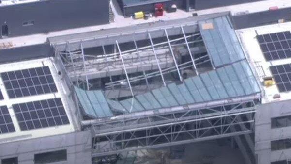 澳大利亚一大学建筑房顶坍塌,至少1人死亡