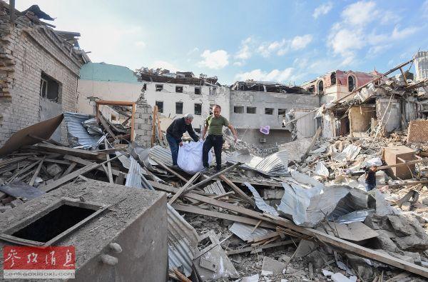 外媒:停火协议形同虚设 亚阿双方军事行动仍在持续