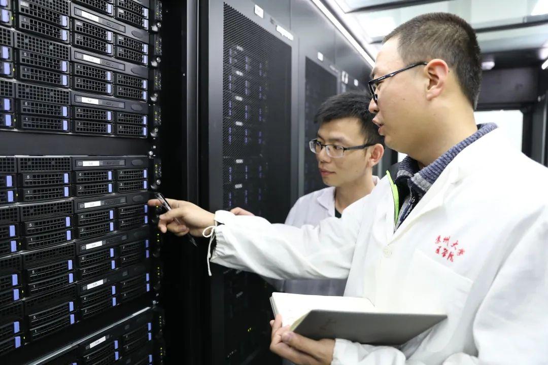 """《中国科学报》:苏州大学:以""""顶天立地""""的科研服务国家战略和社会发展图片"""