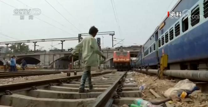 印度经济持续恶化 儿童遭遇拐卖等事件增多