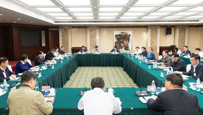 国务院大督查启动,第四督查组抵达上海,将围绕这些方面开展督查图片