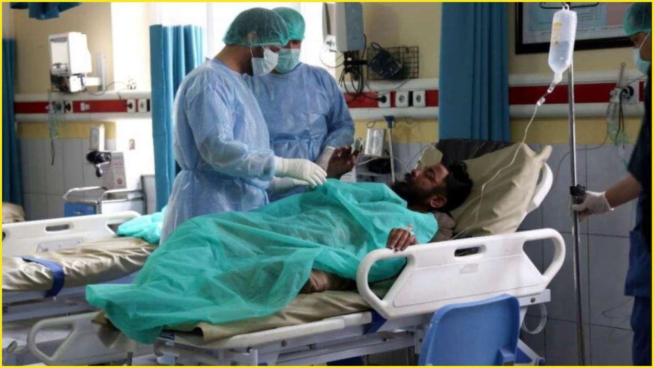 印媒:新冠肺炎治疗费用过高 印度民众抱怨不已