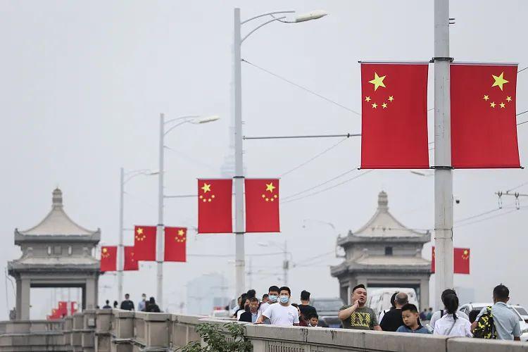 破10万亿美元!中国股票市值逼近2015年纪录高位