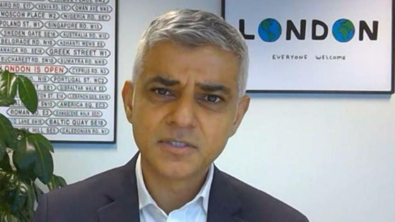 伦敦市长:未来几天内伦敦可能引入更严格防疫措施