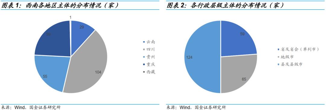 【国金研究】城投非标手册(2020版)——西南篇