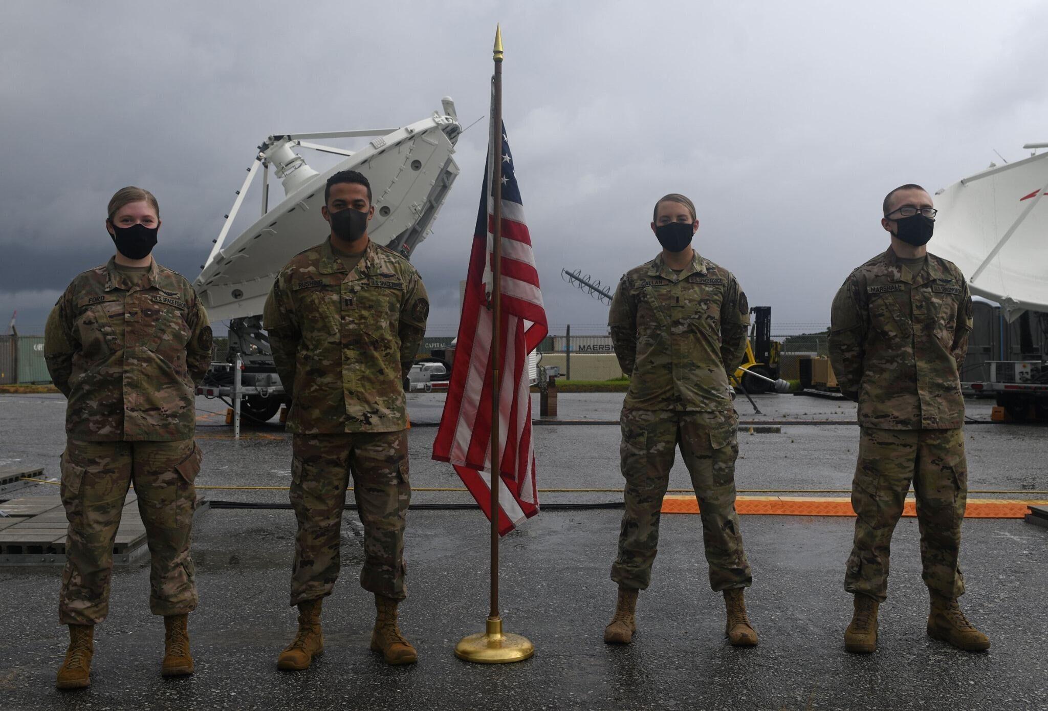 日本冲绳县疫情反复 驻日美军嘉手纳基地内有人感染