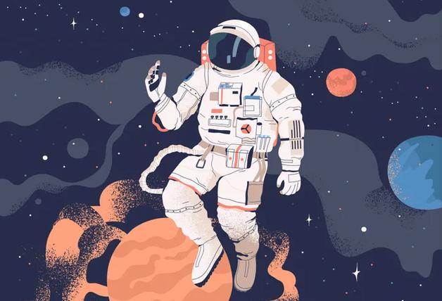宇航员穿太空服能在太空活多久?大约6.5-8个小时!