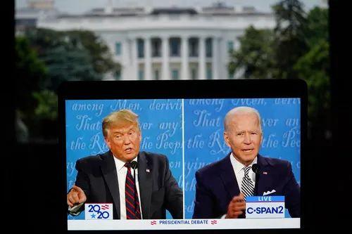 """这场总统辩论取消,特朗普和拜登开始使""""暗""""劲"""