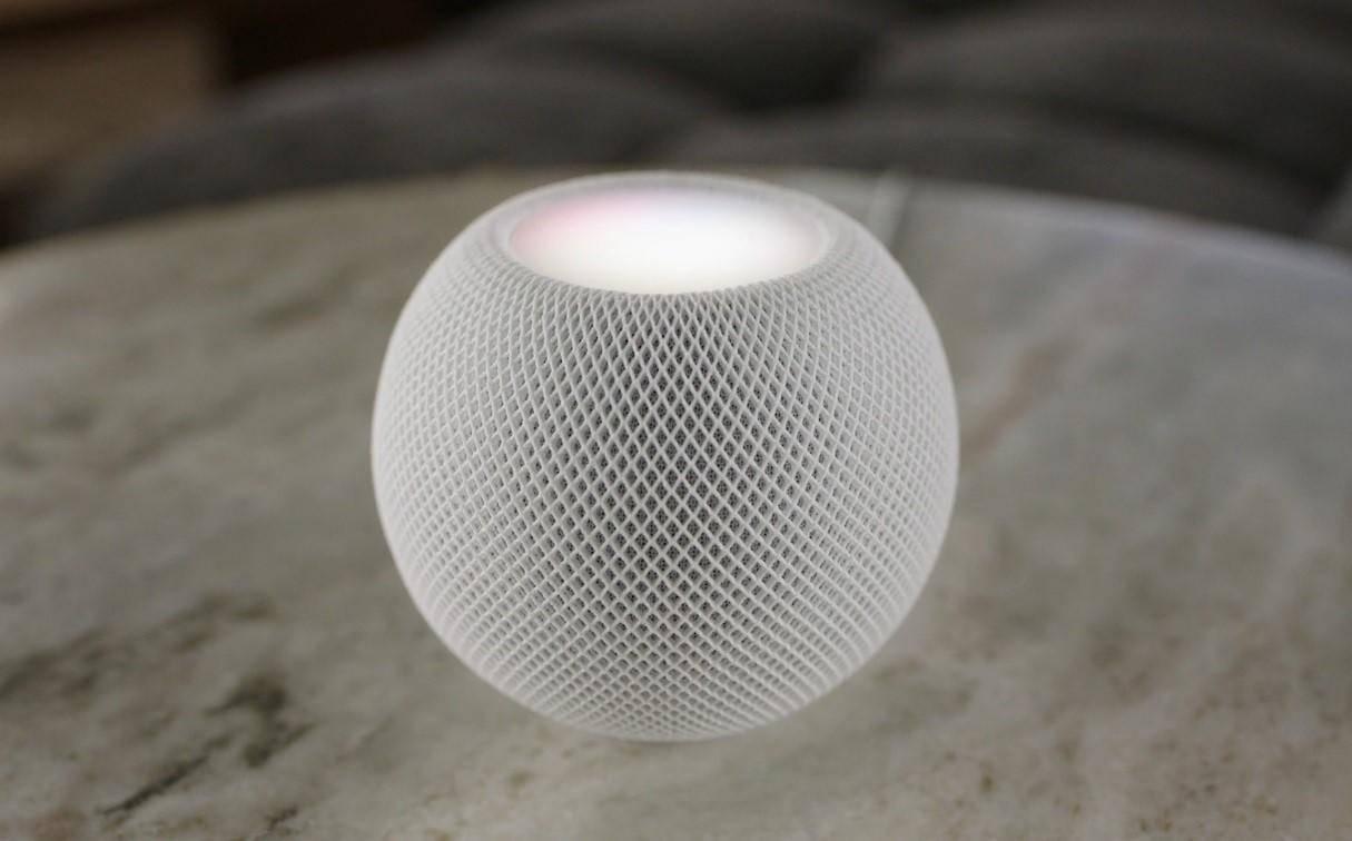 苹果HomePod Mini发布:球型设计内置S5芯片 售价99美元