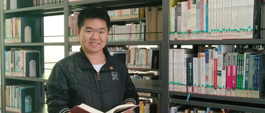 新青年、当自强、肯奋斗!资环学院李涛争做新时代的追梦者图片