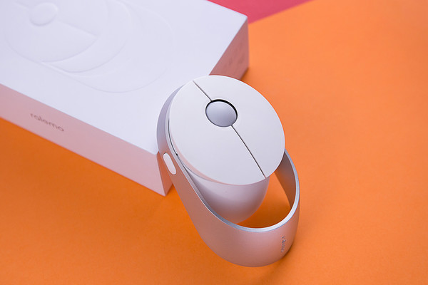 雷柏ralemo Air 1气垫鼠标评测 美美的桌面从鼠标开始