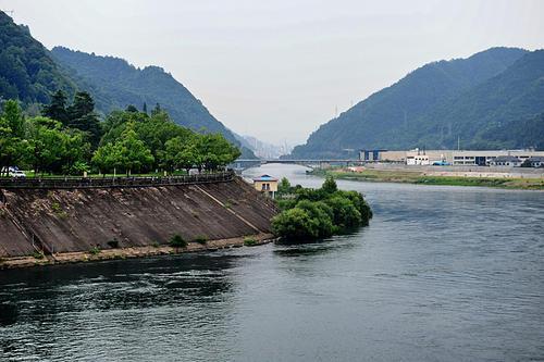 向绿色生态发展转型 浙江率先全面完成小水电清理整改图片