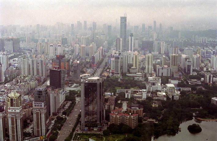 △2006年深圳