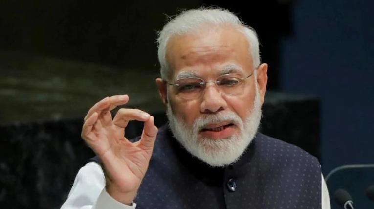 印度政要资产曝光 疫情下莫迪一年净增360万卢比