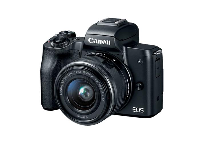 要价5400元!传佳能EOS M50 Mark II下月上市